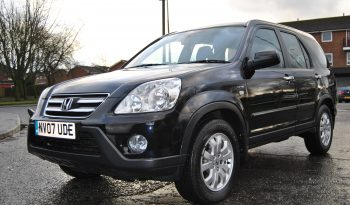 Honda CR-V 2.0 full