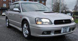 Subaru Legacy 2.0 Twin turbo