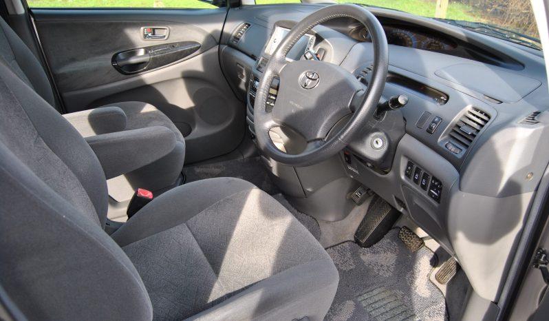 Toyota Estima 8 Seater full