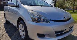 Toyota Wish 7 Seater 1.8