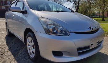 Toyota Wish 7 Seater 1.8 full