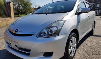 Toyota Wish 7 Seater 1.8 full
