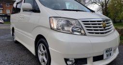 Toyota Alphard 8 Seater 3.0